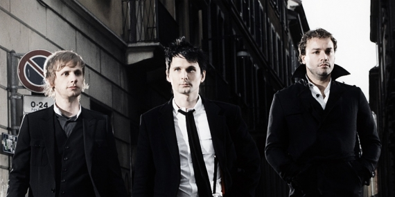 Muse up for 2 NME Awards